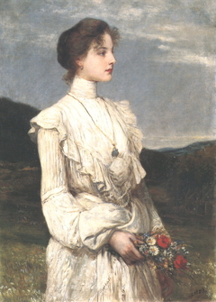 Spring (Portrait of Ilona K. Lippich)