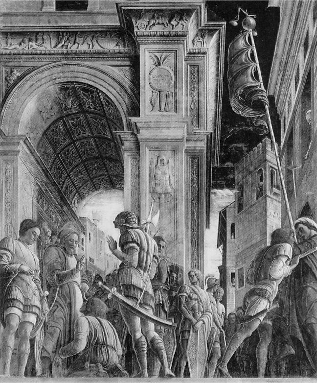 St. James Led to His Execution