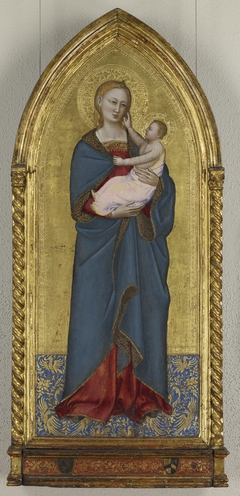 Standing Madonna with Child