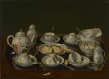 Still Life: Tea Set