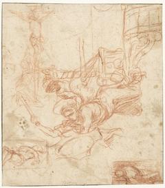 Studies voor religieuze schilderijen