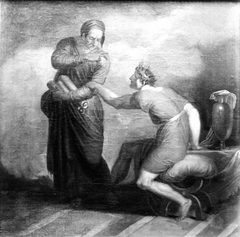 Tarquin and the Sibyl