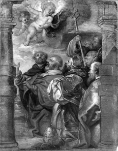 The Adoration of the Blessed Sacrament by the Ecclesiastical Hierarchy