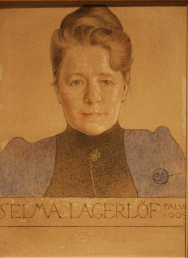 The Author Selma Lagerlöf
