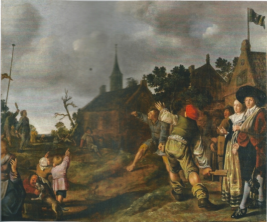 The Ball Players