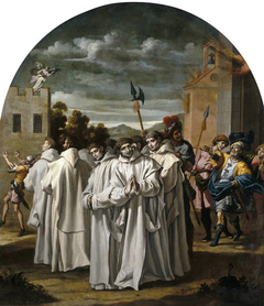 The Burning of the Prague Charterhouse and the Persecution of the Carthusians