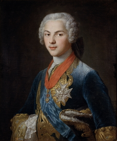 The Dauphin Louis de Bourbon