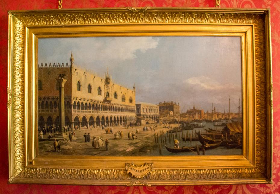 The Doge's Palace and Riva degli Schiavoni, Venice
