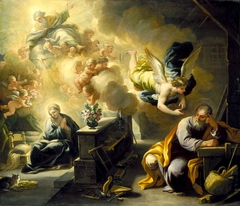 The Dream of St. Joseph