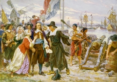 The Fall of New Amsterdam