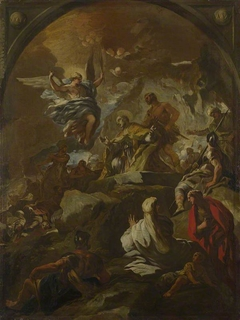 The Martyrdom of Saint Januarius