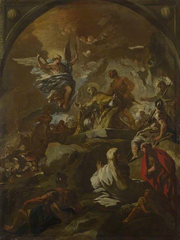 The Martyrdom of Saint Januarius