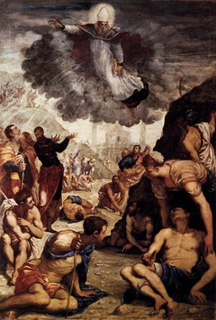 The Miracle of St Augustine