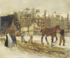 The Rokin, Amsterdam