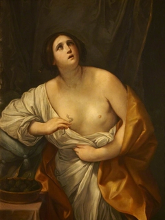 The Suicide of Cleopatra (after Guido Reni)