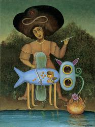 The Surrealist - Le surréaliste