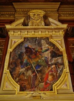 The Vision of Saint Hubert