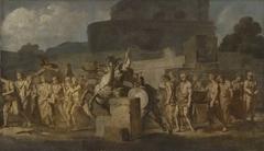 Triumphzug Alexanders des Großen: Zug der Opfergefäße (Folge 11/12)