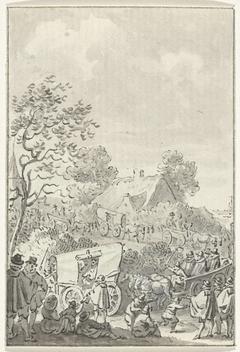 Uittocht van de remonstrantse predikanten, 1619