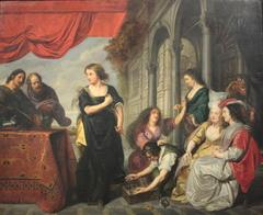 Ulysse à la cour de Lycomède