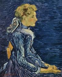 Portrait of Mademoiselle Ravoux