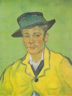 Portrait of Armand Roulin with the age of 17