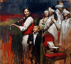 Violinista / Violinist