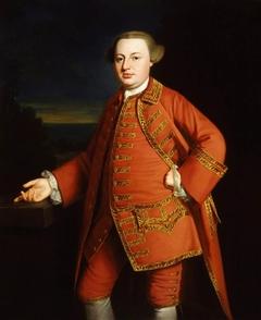 Walter Strickland (1729 - 1761)