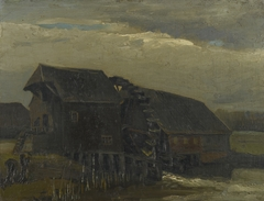 Water Mill at Opwetten