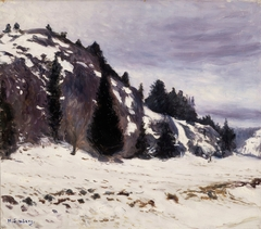 Winter Landskap