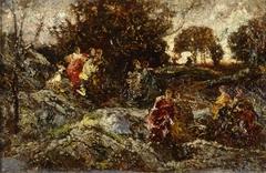 Women in a Landscape