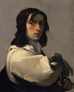 Young Man with a Sword
