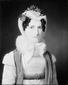 Adelheid Berlin, Grosserer Lippmann Berlins hustru