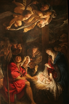 Adoration of the Shepherds (Pinacoteca civica)
