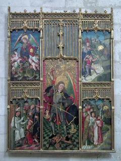 Altarpiece of Saint Michael (Corrales de Duero)