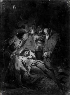 Anno 1490. De dood van jonker Frans van Brederode