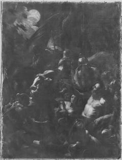 Arrest of Simson