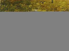 Autumn in the Meadow Edge