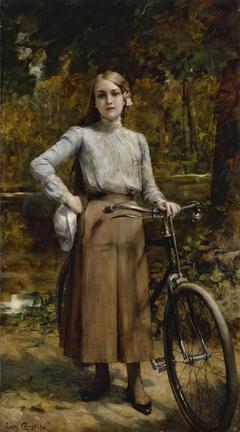 Bicyclette au Vésinet
