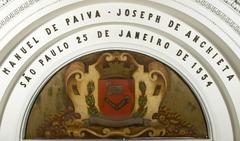 Brasão com Armas de São Paulo