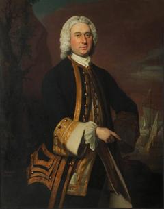 Captain William Gordon, 1705-69