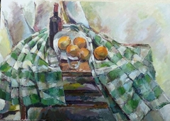 Cezanne Study