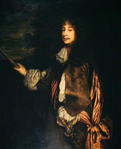 Charles Gerard, 1st Earl of Macclesfield, 1618 - 1694. Royalist general