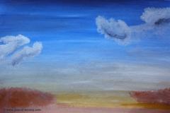 CIEL #3 - Sky study #3 - by Pascal