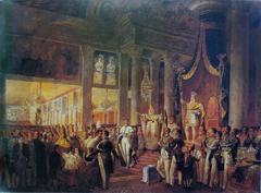 Coronation of Pedro II