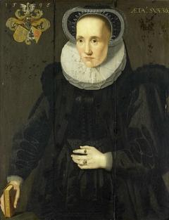 Cunera van Martena, Wife of Rudolph van Buynou
