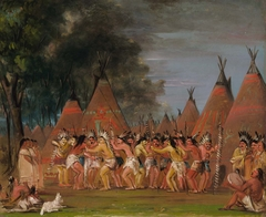 Dance of the Chiefs, Mouth of the Teton River