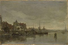De Schreierstoren te Amsterdam