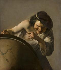 Democritus, the Laughing Philosopher