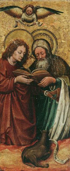 Die Evangelisten Matthäus und Lukas